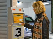 Automatic parking systems PARKSAFE - IDEALPARK