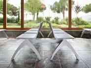 Modular steel Bench
