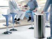Height-adjustable stool