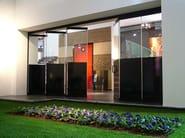Partition wall GIEMME SYSTEM® - Giemme Interior - GM MORANDO