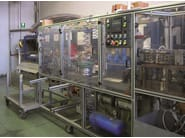 Polycarbonate protective screen with Scudo®