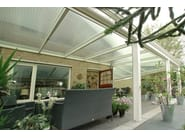 Multiwall UV protected polycarbonate sheets POLICARB® - dott.gallina