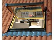 Roof window B | Roof window - LUXIN