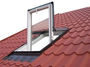 Roof window