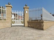 Concrete element for perimeter enclosure MURO ANTICO - FERRARI BK