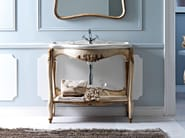 Classic style console table
