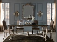 Classic style living room rectangular table