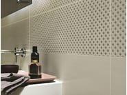 Indoor white-paste wall tiles TREND - Ragno