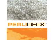 Expanded perlite insulation for lightweight concrete PERLIDECK® - Perlite Italiana