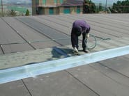 Insulated metal panel for roof TERMOCOPERTURE® RP/ST FLEX-DECK - ELCOM SYSTEM