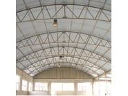 Insulated metal panel for roof TERMOCOPERTURE® RP/ST FLEX-AC/CB - ELCOM SYSTEM
