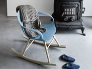 Rocking polyurethane chair ELEPHANT ROCKING | Polyurethane chair - Kristalia