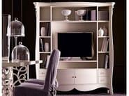 TV cabinet with shelves MELISSA - CorteZari