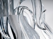 Murano glass pendant lamp NARCISSE - Veronese