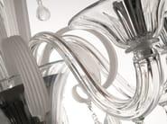 Murano glass chandelier SOIE - Veronese