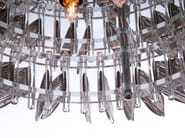 Murano glass chandelier ANEMONE 58 - Veronese