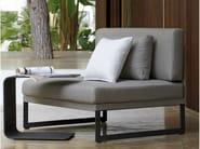 Batyline® garden armchair
