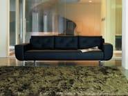 4 seater leather sofa BAY XL - Giulio Marelli Italia
