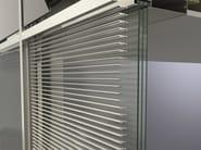 Extruded aluminium solar shading Schüco CAB - SCHÜCO INTERNATIONAL ITALIA