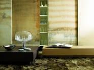 Low oak coffee table PLANET - Giulio Marelli Italia