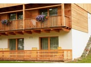 Integrated timber structural system Integrated timber structural systems - LignoAlp