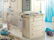 Fitted wooden baby's room PASSEPARTOUT BABY - Caroti