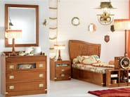 Fitted teenage bedroom CAMERETTA DEL PIRATA - Caroti