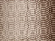 Handmade custom silk rug JERICO CAPPUCCINO - EDITION BOUGAINVILLE