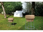 Low cork stool BOUCHON | Low stool - DOMITALIA