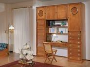 Freestanding sectional bookcase 211 | Bridge wardrobe - Caroti
