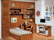 Wooden walk-in wardrobe 603   Wooden walk-in wardrobe - Caroti