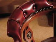 Leather executive chair 1022 | REGENT - Caroti