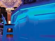 Linear RGB LED light bar COVELINE | RGB LED light bar - Flexalighting