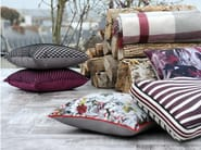 Mesh cotton upholstery fabric CABARET - LELIEVRE