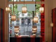 Murano glass pendant lamp MIKADO | Murano glass pendant lamp - Veronese