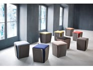 Pouf with removable lining FINFERLO - GABER