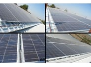 Support for photovoltaic system ITP System - ITALPANNELLI