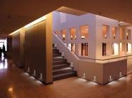 LED wall-mounted steplight STILE NEXT 506L ASIMMETRICO - Lombardo
