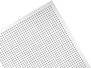 Plasterboard ceiling tiles UNITY 6 SYSTEM - Knauf Italia