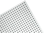 Plasterboard ceiling tiles QUADRIL Q1 - Knauf Italia