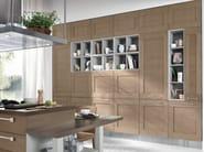Wooden kitchen with island GALLERY | Kitchen - Cucine Lube