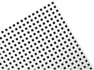 Gypsum ceiling tiles FORATURA QUADRATA - Q - Knauf Italia