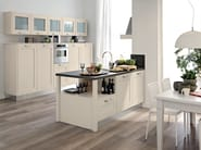 Lacquered wooden kitchen GALLERY | Lacquered kitchen - Cucine Lube