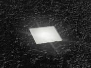 LED built-in floor light