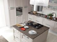 Decapé ash kitchen with island