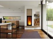 Faïence Fireplace Mantel