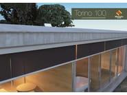 Box roller blind with guide system TORINO 100 - Marinello Tende di Zanella Marta