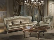 Tufted 3 seater sofa VANITY | 3 seater sofa - Carpanelli Classic