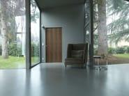 Upholstered fabric armchair CHLOE | Armchair - Nube Italia