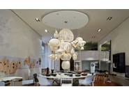 Polywood® pendant lamp CANDELABRO S - LZF